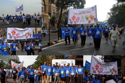 Click here to see pictures of TIS running in the Mumbai Marathon 2009.